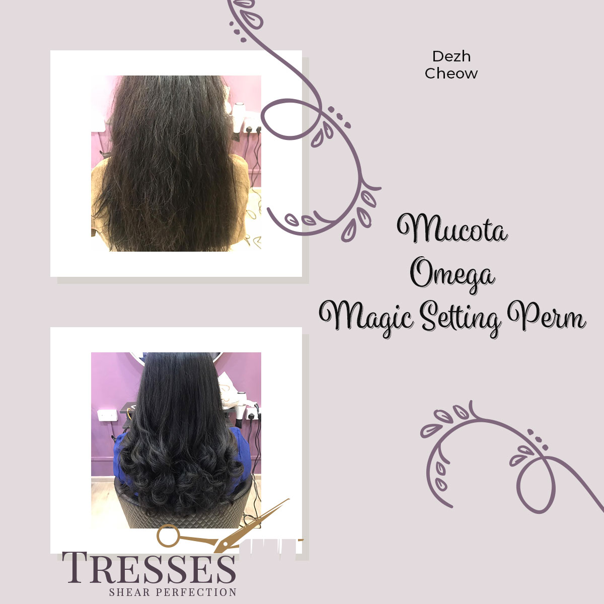 Omega Magic Setting Perm by Dezh