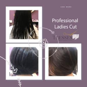 Professional Ladies Cut