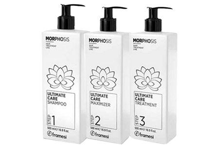 morhphosis 3-step hair treatment