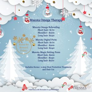 Mucota Omega Therapy Promotion