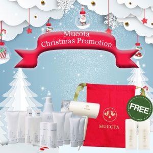 Mucota Christmas Promotion